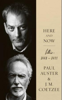 Here and now av Paul Auster og J.M. Coetzee (Heftet)