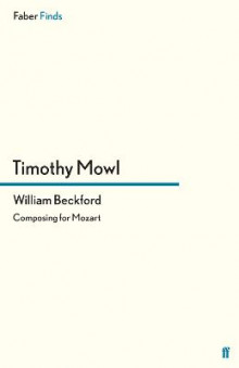 William Beckford av Timothy Mowl (Heftet)