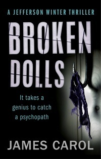 Broken Dolls av James Carol (Heftet)