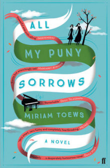 All My Puny Sorrows av Miriam Toews (Heftet)