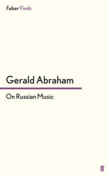 On Russian Music av Gerald Abraham (Heftet)
