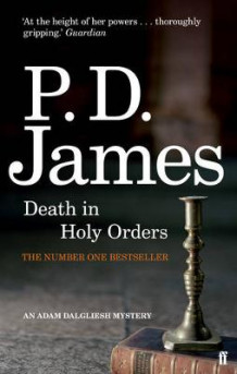 Death in Holy Orders av P. D. James (Heftet)