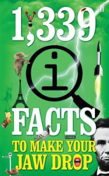 1,339 QI Facts To Make Your Jaw Drop av John Mitchinson, John Lloyd og James Harkin (Heftet)