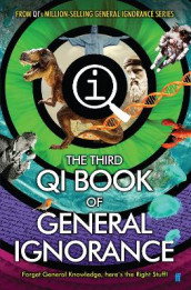 QI: The Third Book of General Ignorance av James Harkin, John Lloyd, John Mitchinson og Andrew Hunter Murray (Innbundet)
