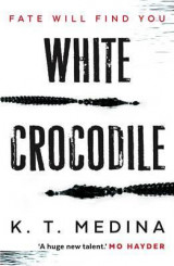Omslag - White Crocodile