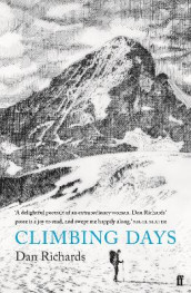 Climbing Days av Dan Richards (Heftet)