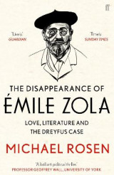 Omslag - The Disappearance of Emile Zola