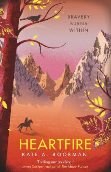 Heartfire av Kate A. Boorman (Heftet)
