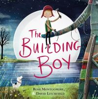 The Building Boy av Ross Montgomery (Heftet)