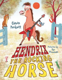 Hendrix the Rocking Horse av Gavin Puckett (Heftet)