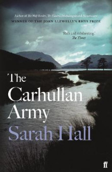 The Carhullan Army av Sarah Hall (Heftet)