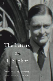 Letters of T. S. Eliot Volume 7: 1934-1935, The av T. S. Eliot (Innbundet)