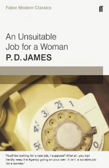 An Unsuitable Job for a Woman av P. D. James (Heftet)
