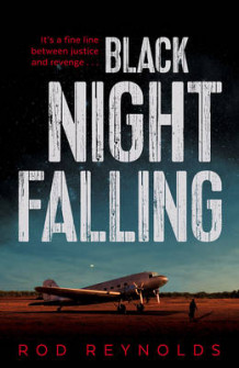 Black Night Falling av Rodney A. Reynolds (Heftet)