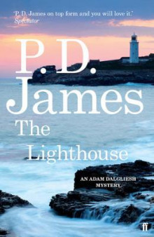 The Lighthouse av P. D. James (Heftet)