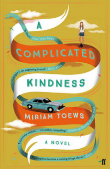 A Complicated Kindness av Miriam Toews (Heftet)