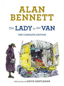 The Lady in the Van av Alan Bennett (Innbundet)