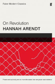 On Revolution av Hannah Arendt (Heftet)