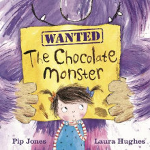 The Chocolate Monster av Pip Jones (Heftet)