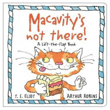 Macavity's Not There! av T. S. Eliot (Innbundet)