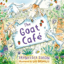 The Goat Cafe av Francesca Simon (Innbundet)