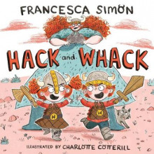 Hack and Whack av Francesca Simon (Innbundet)