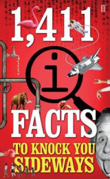 Omslag - 1,411 QI Facts to Knock You Sideways