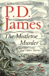 Omslag - The mistletoe murder and other stories