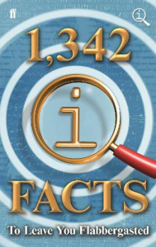 1,342 QI Facts To Leave You Flabbergasted av John Lloyd, John Mitchinson og James Harkin (Innbundet)
