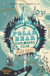 Omslag - The Polar Bear Explorers' Club