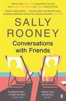 Conversations with friends av Sally Rooney (Heftet)