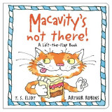 Omslag - Macavity's Not There!