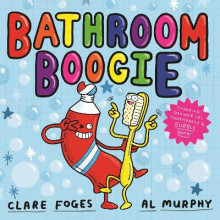 Bathroom Boogie av Clare Foges (Heftet)