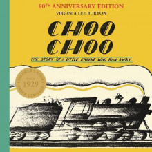 Choo Choo av Virginia Lee Burton (Heftet)