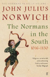 Omslag - The Normans in the South, 1016-1130