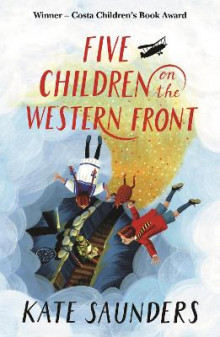 Five Children on the Western Front av Kate Saunders (Heftet)