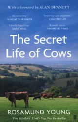 Omslag - The secret life of cows