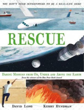 Rescue av David Long (Heftet)