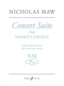 Concert Suite from Sophie's Choice (Heftet)
