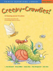 Creepy-Crawlies! av Ned Bennett, Elissa Milne, James Rae, Pam Wedgwood og John York (Heftet)