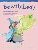 Omslag - Bewitched!