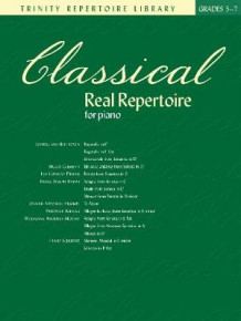 Classical Real Repertoire for Piano (Heftet)