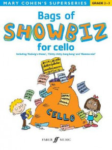 Bags of showbiz cello av Mary Cohen (Heftet)