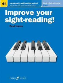 Improve Your Sight-Reading! Piano, Level 1 (Heftet)