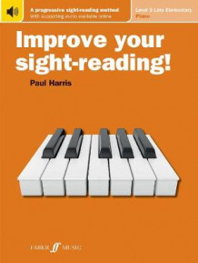 Improve Your Sight-Reading! Piano, Level 3 (Heftet)