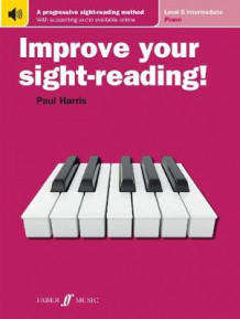 Improve Your Sight-Reading! Piano, Level 5 (Heftet)