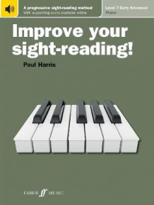 Improve Your Sight-Reading! Piano, Grade 7 (Heftet)