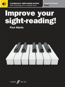Improve Your Sight-Reading! Piano, Grade 8 av Paul Harris (Heftet)