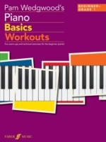 Pam Wedgwood's Piano Basics Workouts (Piano Solo) av Pam Wedgwood (Heftet)