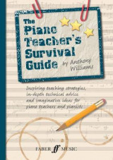 Omslag - The Piano Teacher's Survival Guide (Piano/Keyboard)
